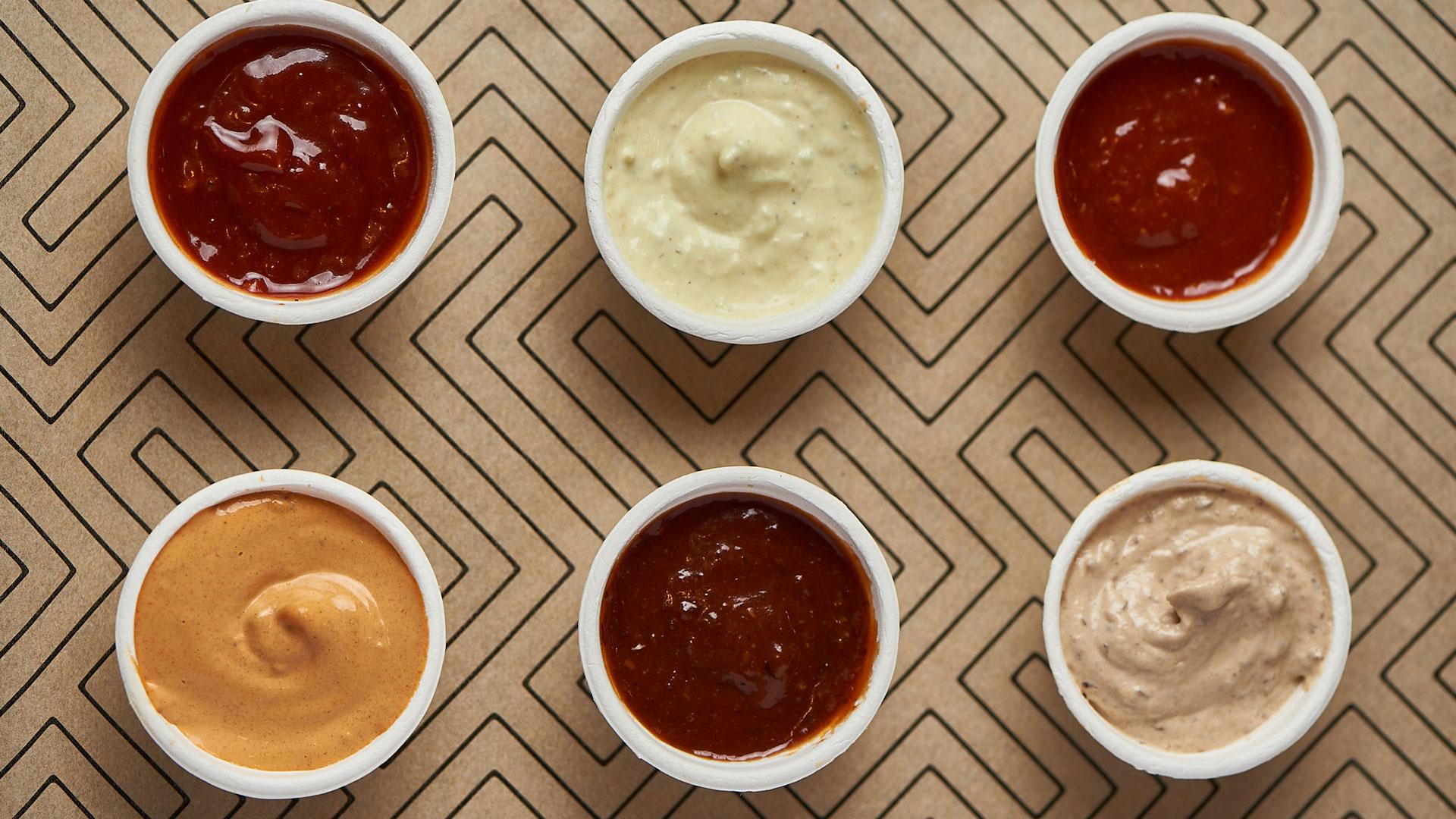 All the way salsas